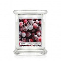 KRINGLE CANDLE FROSTED CRANBERRY GIARA MEDIA