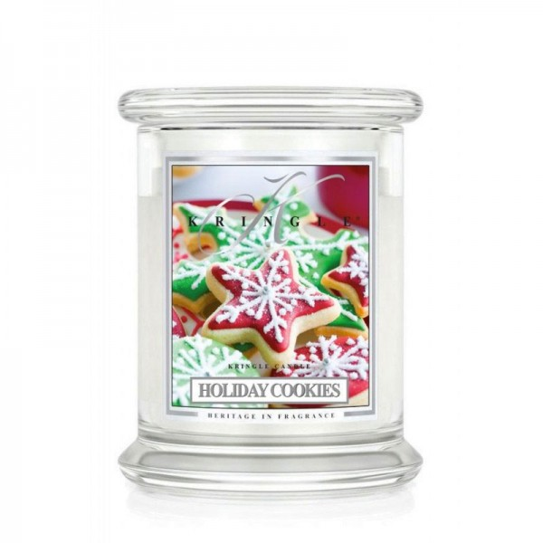 KRINGLE CANDLE HOLIDAY COOKIES GIARA MEDIA