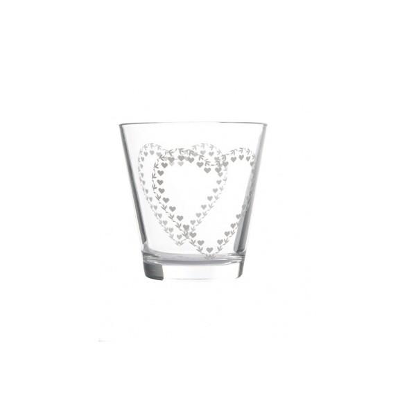 Bicchiere acqua blanc Mariclò
