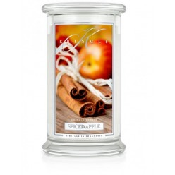 KRINGLE CANDLE SPICED APPLE GIARA GRANDE