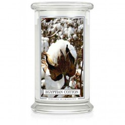KRINGLE CANDLE EGYPTIAN COTTON GIARA GRANDE