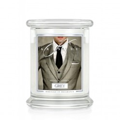 KRINGLE CANDLE GREY GIARA MEDIA